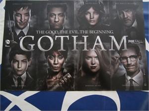 Gotham 2014 Comic-Con 11x17 mini promo poster