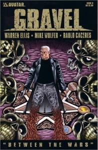 Gravel December 2007 comic book issue #0 (Avatar Press)
