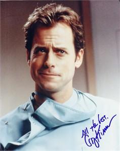 Greg Kinnear autographed Nurse Betty 8x10 photo