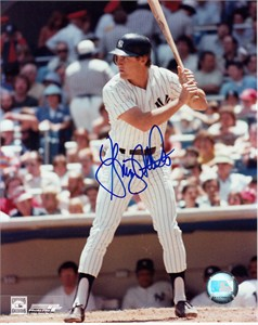 Graig Nettles autographed New York Yankees 8x10 photo