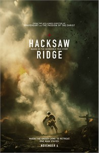 Hacksaw Ridge 2016 mini 13x20 inch movie poster