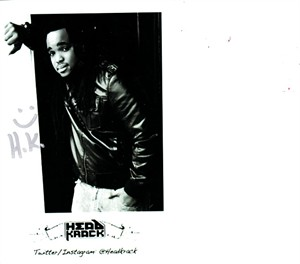 HeadKrack autographed 4x6 promo photo