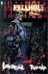 Hellhole Image Comics comic book issue #1