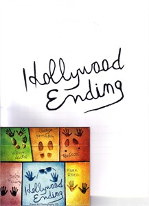 Hollywood Ending 2002 movie press kit including photo CD