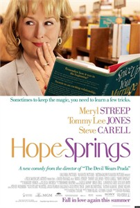 Hope Springs mini movie poster (Meryl Streep)