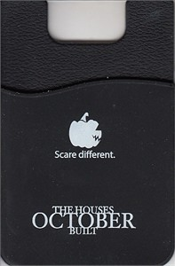 The Houses October Built movie smartphone business or credit card pocket