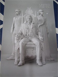 Hunger Games Mockingjay mini United For You 2014 Comic-Con movie poster