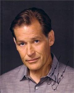 James Remar autographed Dexter 8x10 photo