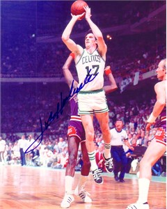 John Havlicek autographed Boston Celtics 8x10 photo