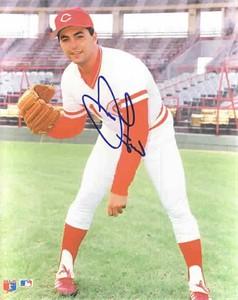 John Franco autographed Cincinnati Reds 8x10 photo
