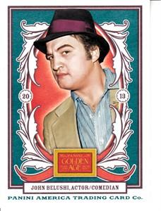 John Belushi 2013 Panini Golden Age card #133