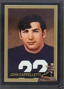 John Cappelletti Penn State Heisman Trophy winner card