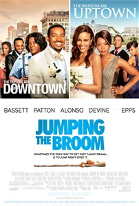 Jumping the Broom mini movie poster (Angela Bassett)