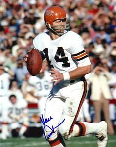 Ken Anderson autographed Cincinnati Bengals 8x10 photo