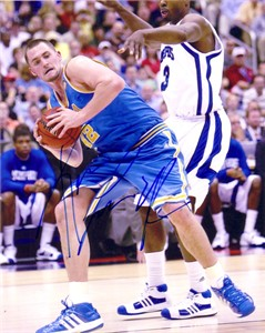 Kevin Love autographed UCLA Bruins 8x10 photo