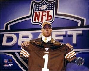 Kellen Winslow Jr. Cleveland Browns 8x10 2004 NFL Draft photo