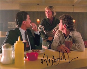 Kyle MacLachlan autographed Twin Peaks 8x10 photo