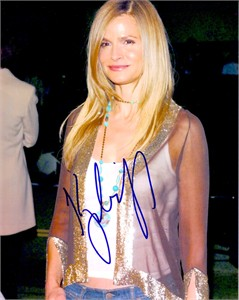 Kyra Sedgwick autographed 8x10 photo