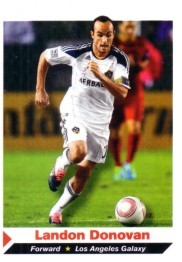 Landon Donovan MLS Los Angeles Galaxy 2011 Sports Illustrated for Kids card