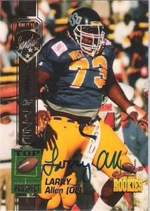 larry-allen-1994-certified-autograph-car