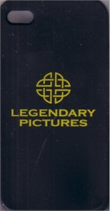 Legendary Pictures logo 2010 Comic-Con iPhone 4 or iPhone 4S case