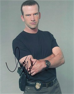 Lucas Black autographed NCIS New Orleans 8x10 photo