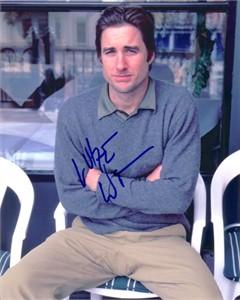 Luke Wilson autographed 8x10 photo