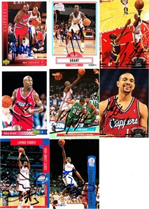 Mark Aguirre autographed Los Angeles Clippers 1993-94 Upper Deck card