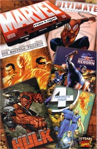 Marvel Mix-Tape 2010 Comic-Con exclusive preview comic book