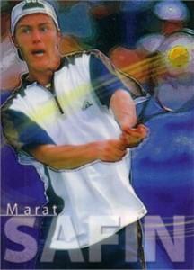 Marat Safin 2000 ATP Tour card RARE