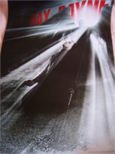 Max Payne 13x20 mini movie poster UNDATED (Mark Wahlberg)