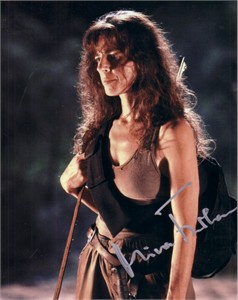 Mira Furlan autographed LOST 8x10 photo