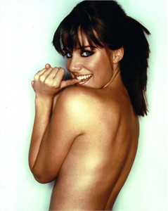 Michelle Ryan sexy 8x10 topless photo