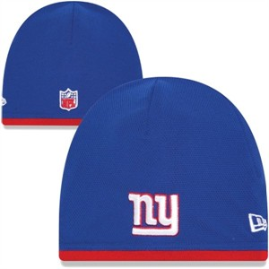 New York Giants New Era On Field knit beanie cap or hat NEW WITH TAGS
