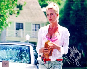 Nicollette Sheridan autographed 8x10 Desperate Housewives photo