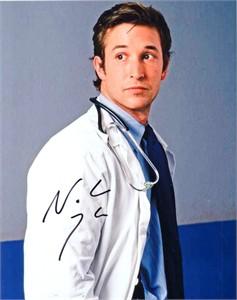 Noah Wyle autographed ER 8x10 photo