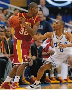 O.J. Mayo autographed USC Trojans 8x10 photo