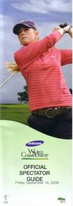 Paula Creamer 2009 Samsung LPGA official pairings guide
