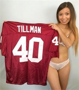 Pat Tillman Arizona Cardinals authentic Nike mesh loose cut stitched jersey 2XL NEW