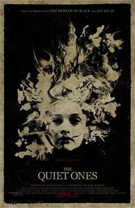 The Quiet Ones mini 2014 movie poster