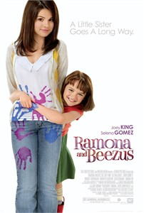 Ramona and Beezus mini movie poster (Selena Gomez)