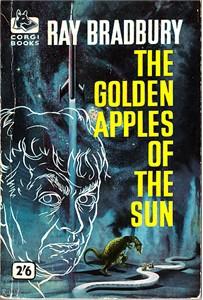 Ray Bradbury Golden Apples of the Sun UK paperback book (1960 Corgi Books second printing)