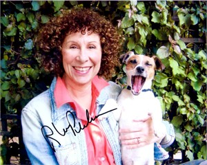 Rhea Perlman autographed 8x10 photo