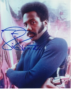 Richard Roundtree autographed Shaft 8x10 movie photo