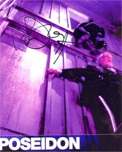 Richard Dreyfuss autographed Poseidon 8x10 photo
