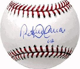 Roberto Alomar autographed National League baseball