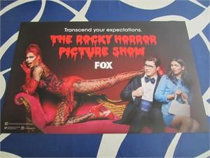Rocky Horror Picture Show 2016 Comic-Con 11x17 inch promo poster