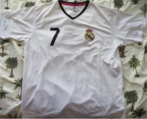Ronaldo Real Madrid #7 replica jersey NEW