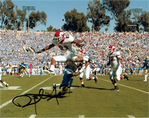 Ryan Mathews autographed Fresno State Bulldogs 8x10 photo