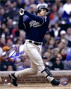 Ryan Klesko autographed San Diego Padres 8x10 photo